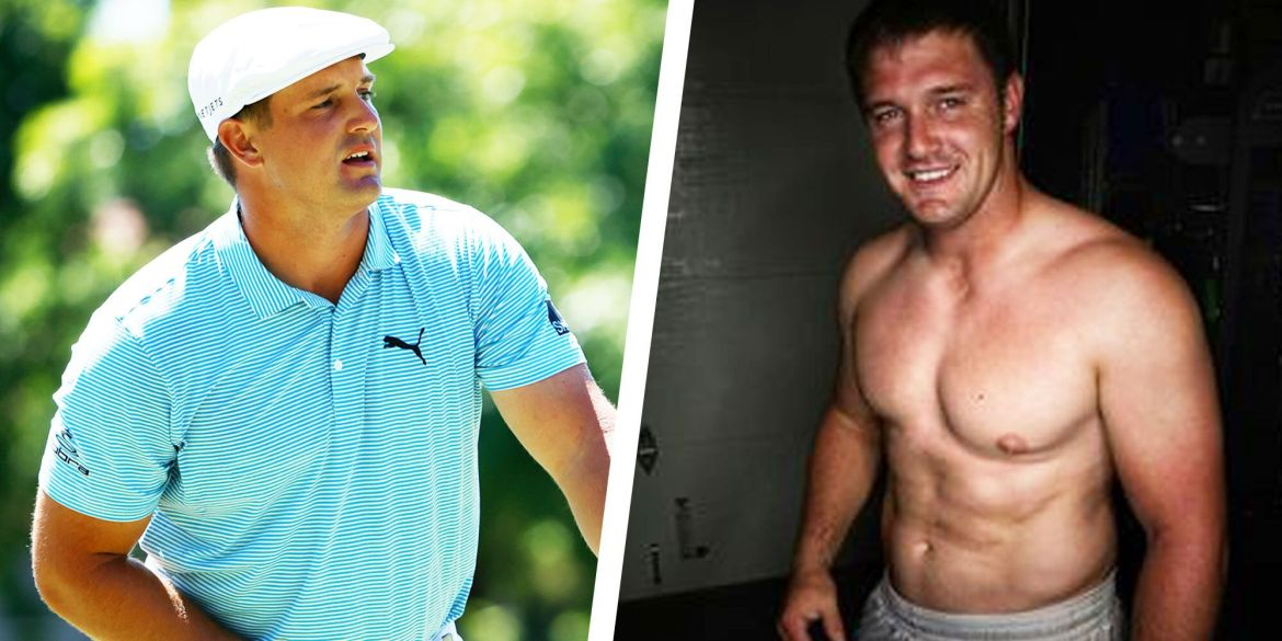 Bryson DeChambeau Workout Routine and Diet Plan [2020]