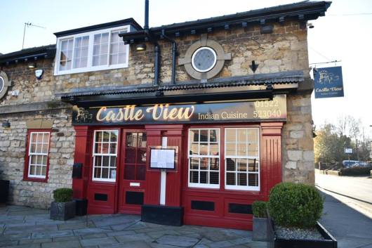 New Castle View restaurant opened on November 28. Photo: Steve Smailes for Lincolnshire Business