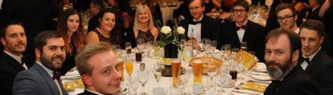 The PSP IT Team at the South Holland Business Awards