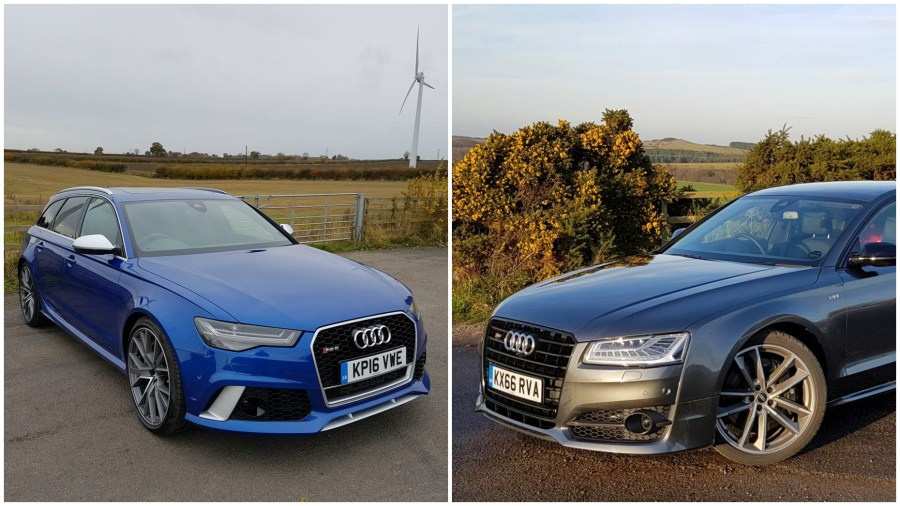 audi rs6 performance vs s8 plus test drive extrovert or introvert. Black Bedroom Furniture Sets. Home Design Ideas