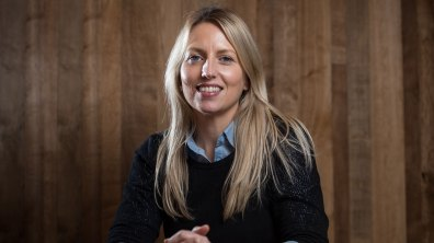 Director of Shooting Star Kate Strawson. Photo: Steve Smailes for Lincolnshire Business
