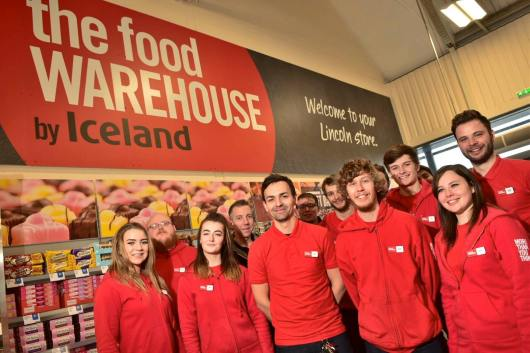 Food Warehouse by Iceland Lincoln