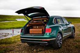 Bentley Bentayga Fly Fishing by Mulliner - The Ultimate Angling Accessory