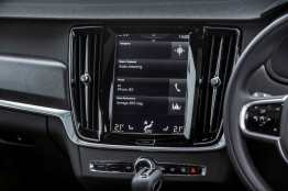 New Volvo V90 Cross Country – interior