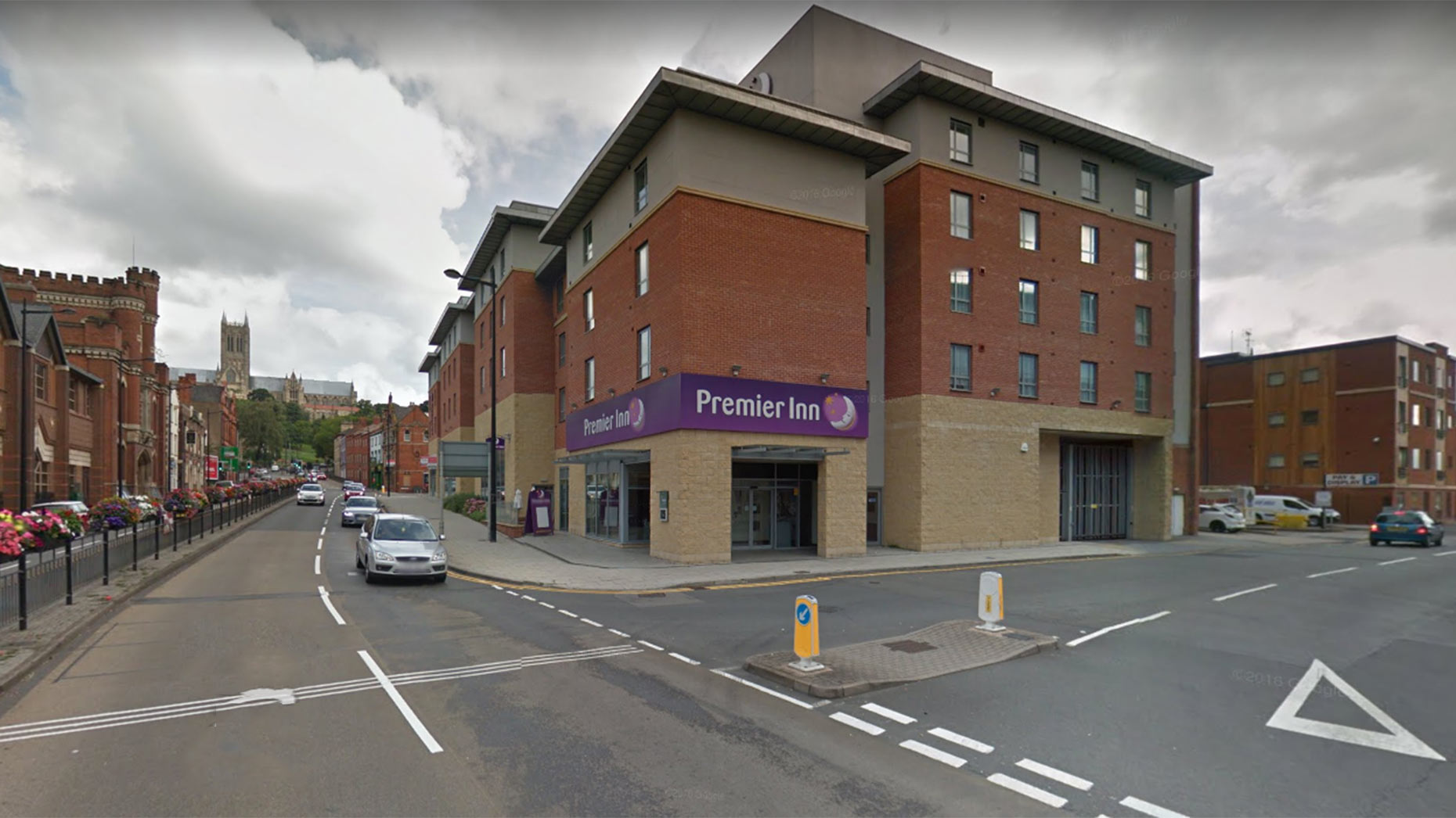 Premier Inn Submits Plans For Lincoln Hotel Expansion