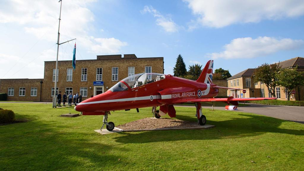 Jobs at risk as RAF Scampton 'under threat'