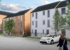 Council set to approve 25 apartments and townhouses plan