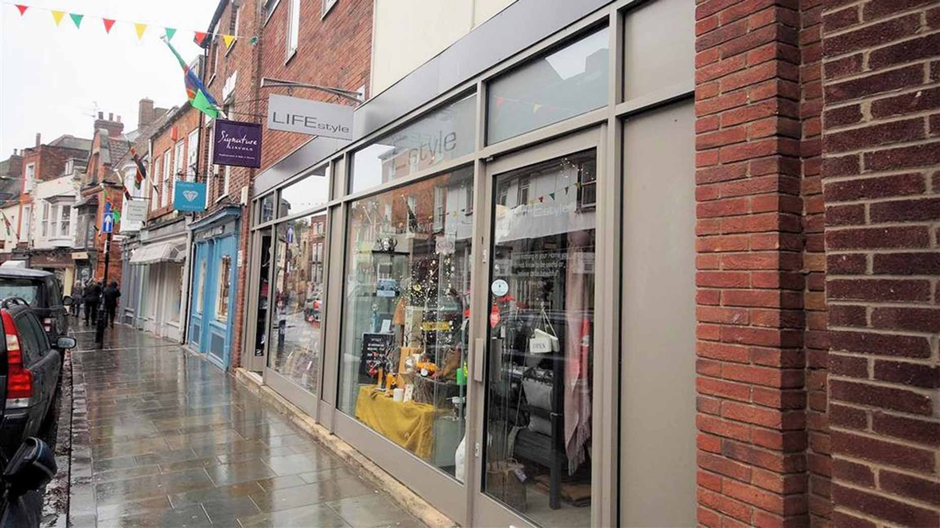 4aeb96c1d0f5f A 'successful' giftware shop located in the Bailgate area of Lincoln is  looking for a new owner.