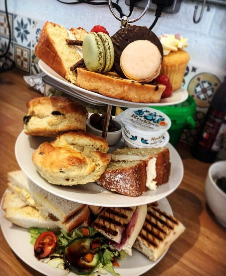 Most Highly Rated Places For Afternoon Tea In Lincoln