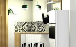 Studio cosy de 50 m2