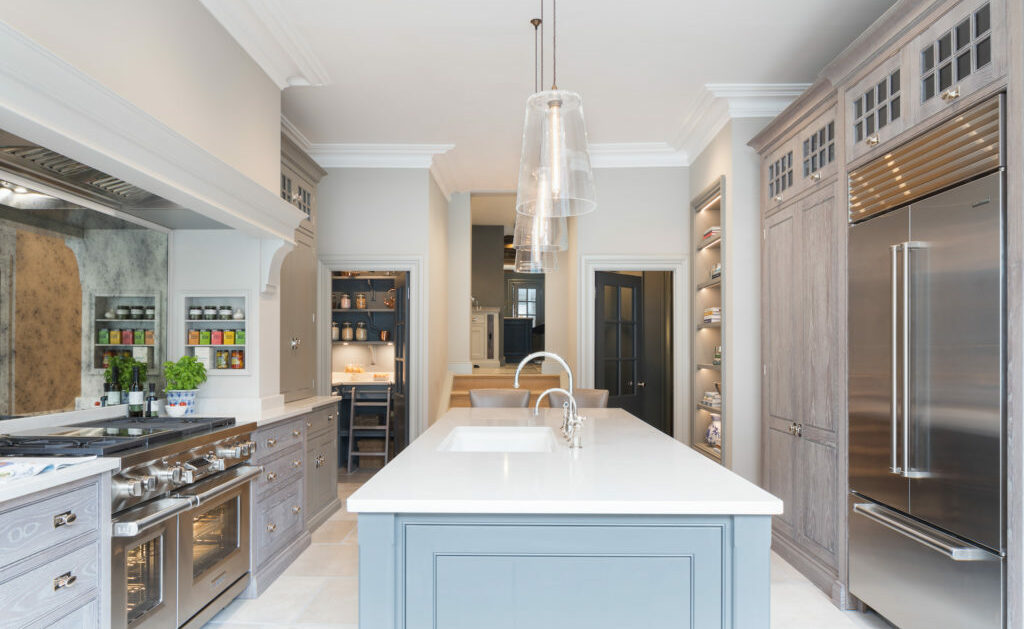 Painting Your Kitchen and Cabinets