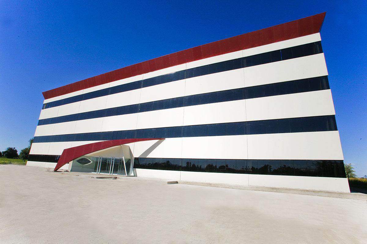 Alpha Building - 5.500 m2