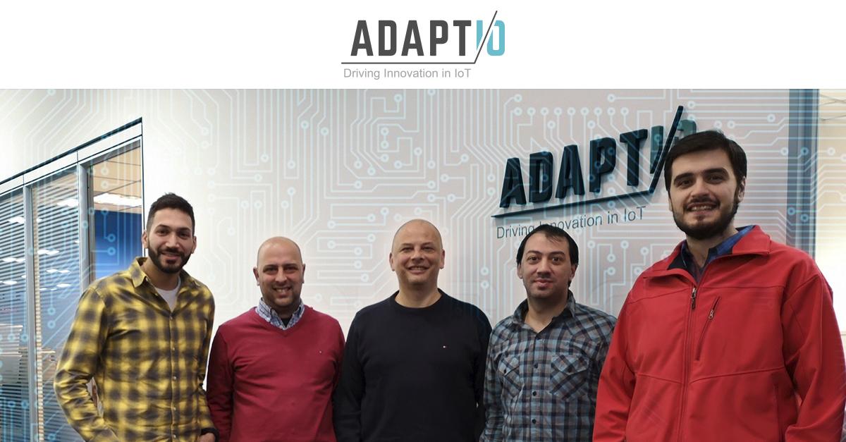 AdaptIO capta $ 4,5 millones para desarrollos tecnológicos