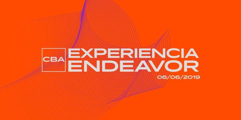 Preparate: Ya llega la Experiencia Endeavor 2019 a Quorum Hotel (Ciudad Empresaria).