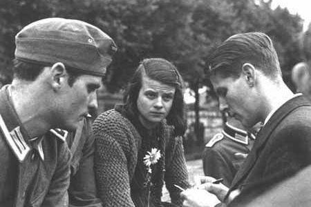 La Rosa Blanca, Hans y Sophie Scholl