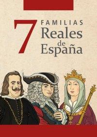 Barajas Didácticas 7 Familias Reales de España