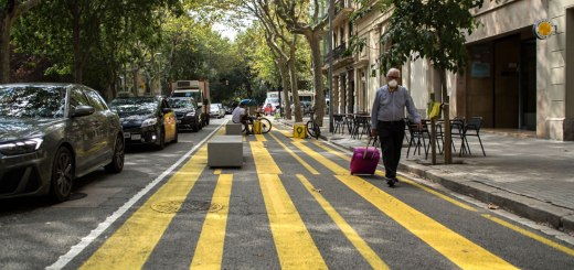 supermanzanas peatonales barcelona