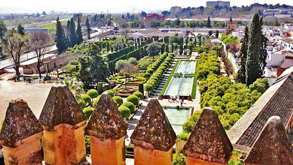 Alcázar de los Reyes Cristianos de Córdoba