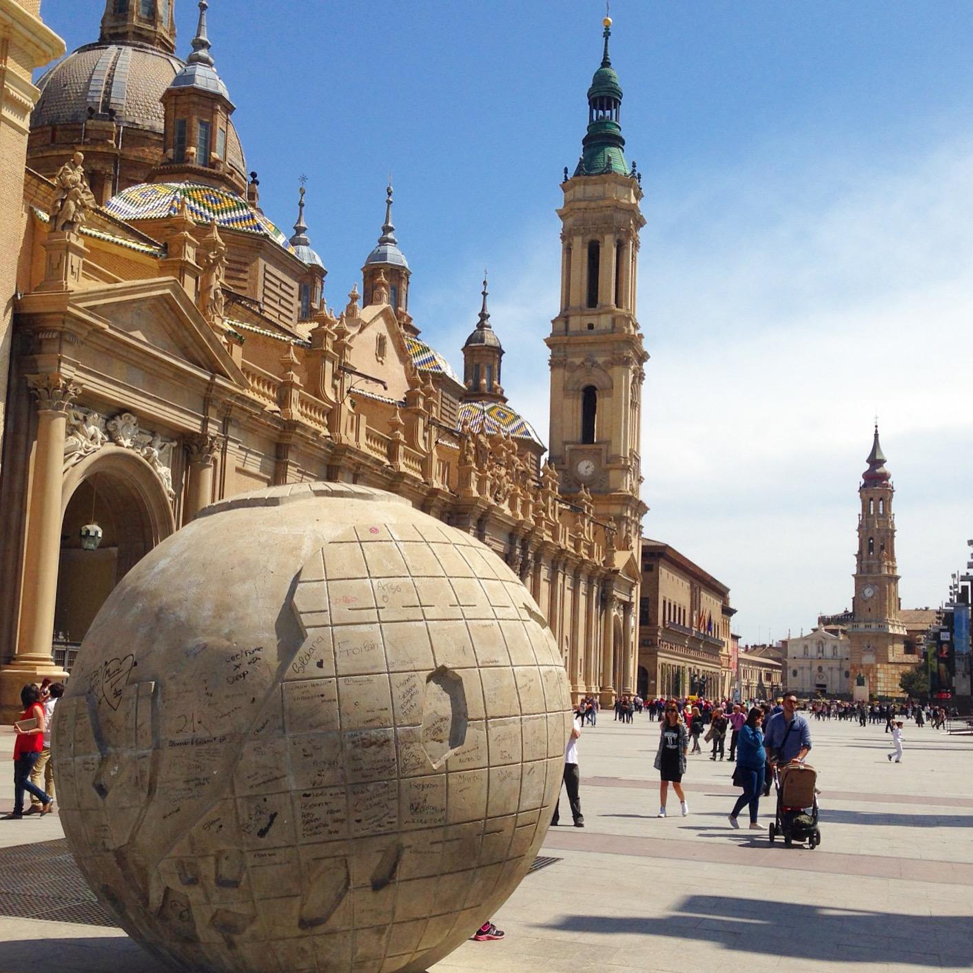 Foto de la Catedral Basílica de Nuestra Señora del Pilar en Zaragoza