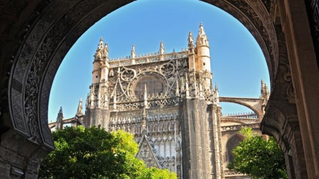Foto de la Catedral de la ciudad de Sevilla