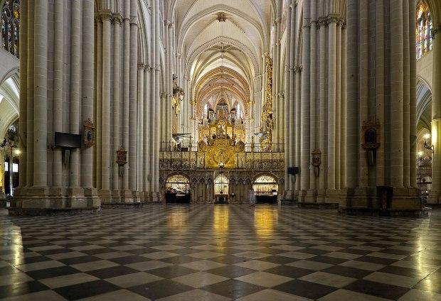 Foto de la Catedral de Toledo en Castilla-La Mancha