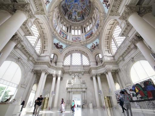 Foto del Museo Nacional de Arte de la ciudad de Barcelona