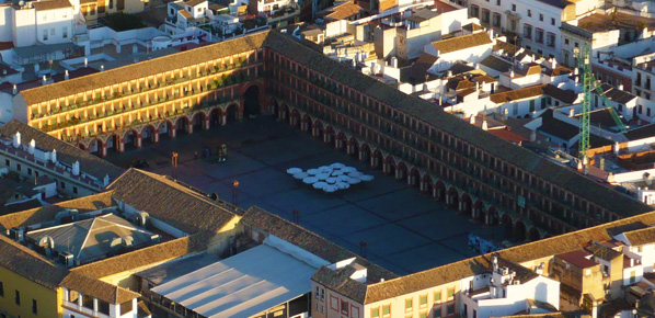 Plaza de la Corredera de Córdoba