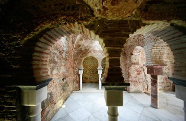 baños arabes de la ciudad de ceuta