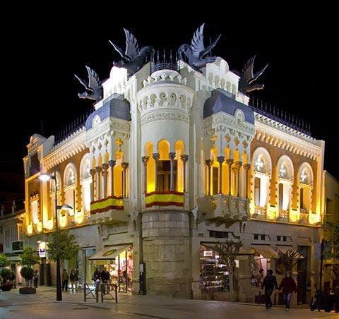 casa dragones en la ciudad de ceuta