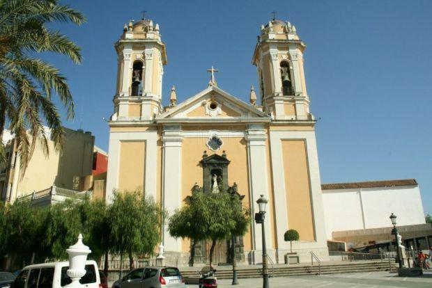 catedral de la ciudad de ceuta