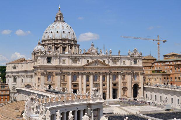 Exterior del Vaticano