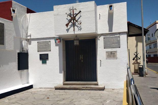 museo de la legion en la ciudad de ceuta