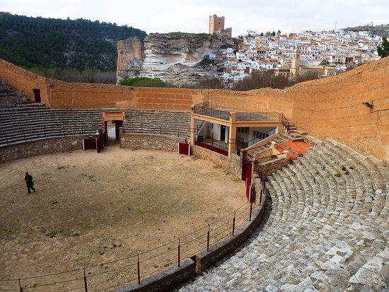 Plaza de Toros de Alcala del Jucar