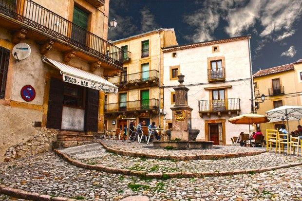 Plaza de Sepulveda
