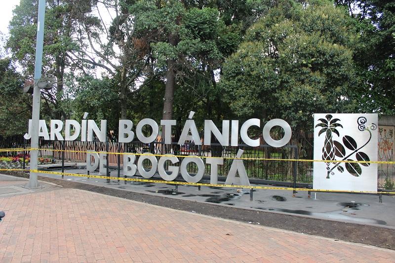 Una tarde en el jard n bot nico de bogot for Amigos del jardin botanico