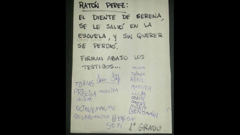 EL RATON PEREZ