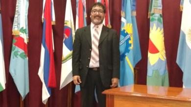 Photo of Walter Gonzáles, de Tartagal, juró como traductor de la lengua wichi en el Poder Judicial