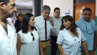 """Photo of La Ministra de salud recorrió el Departamento San Martín: """"Es la zona más vulnerable"""""""