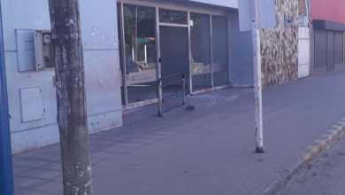 Photo of Rompieron vidrios de la sucursal del Banco Nación Tartagal