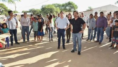 Photo of La visita del gobernador y de de los ministros a la zona