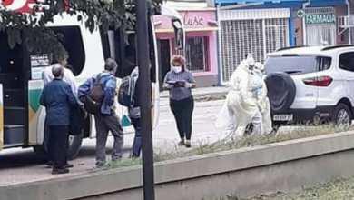 Photo of Mosconi: Españoles aislados por sospechas de coronavirus