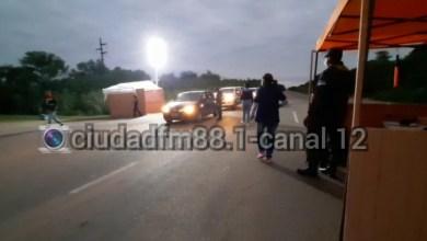 Photo of Intentaron sobornar a gendarmes en el control covid19