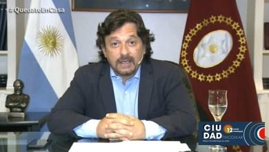 Photo of El gobernador Sáenz anunció nuevas medidas