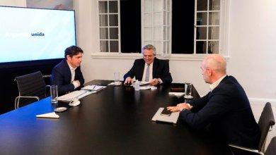 Photo of #El Gobierno extiende La cuarentena  hasta el 11 de octubre y recomendó a las provincias endurecer restricciones