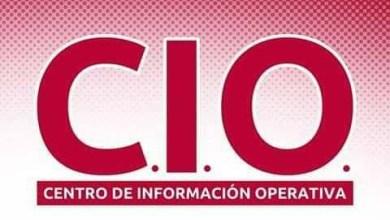 Photo of PARTE DEL CENTRO DE INFORMACIÓN OPERATIVA – CIO –30/11/20 21:47