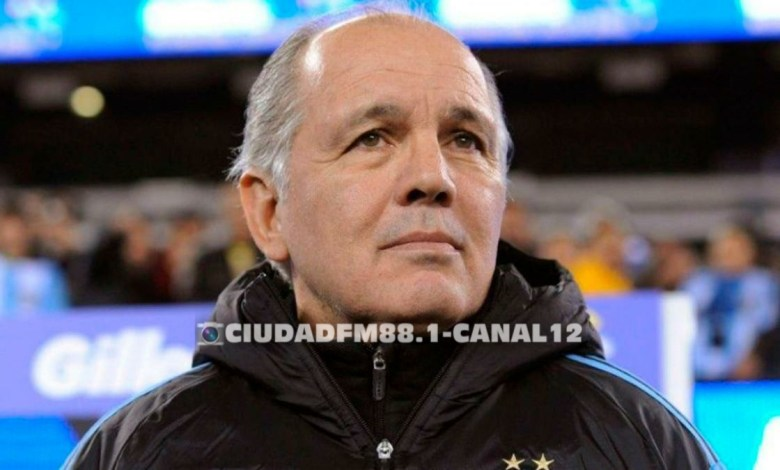 Photo of Murió Alejandro Sabella