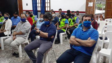 Photo of Se entregó indumentaria de trabajo al personal de tránsito
