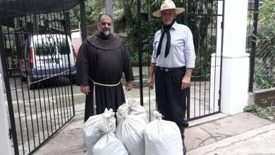 Photo of Semillas para reforestar el cerro de la Virgen