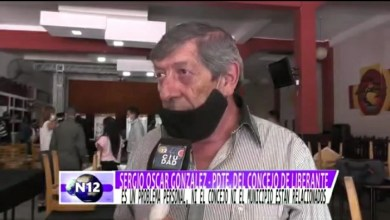 """Photo of González: """"Es algo personal, ni el Municipio, ni el Concejo están relacionados"""""""