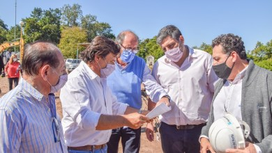"""Photo of Saenz en #Tartagal : """"En el norte estamos haciendo obras emblemáticaspara reparar la deuda historica"""""""
